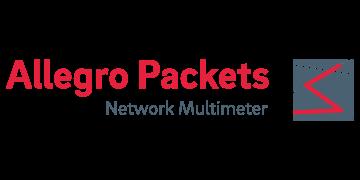 Allegro Packets logo Network Multimeter
