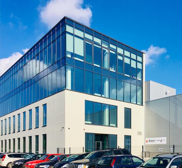 Nowa siedziba firmy Alstor SDS - Staniewicka 12, Warszawa
