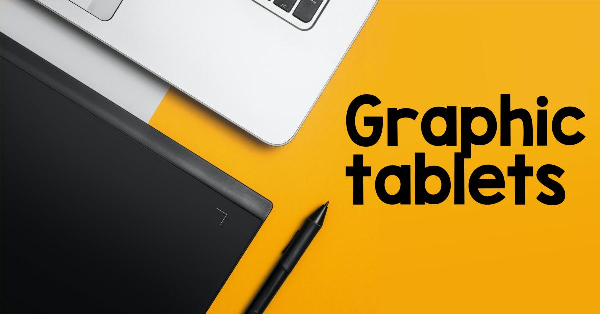 graphic tablets EN