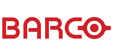 logotyp BARCO